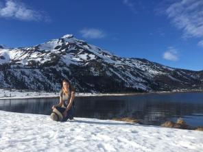 Elina snowwwwwwww
